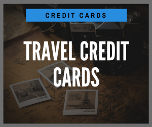 Product - Credit Cards - Travel