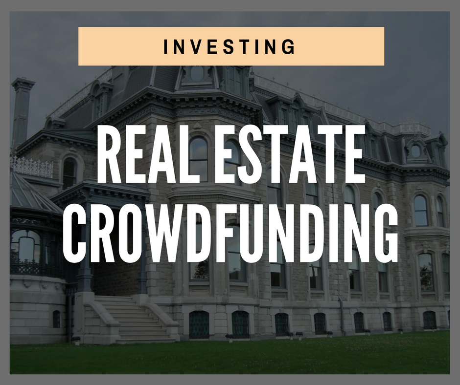 Product - Investing - Real Estate Crowdfunding
