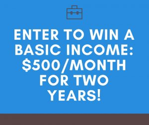 A Richer You Basic Income Giveaway