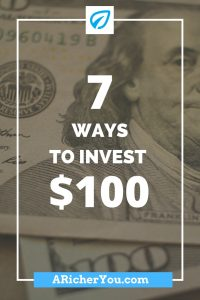 Pinterest - 7 Ways to Invest $100