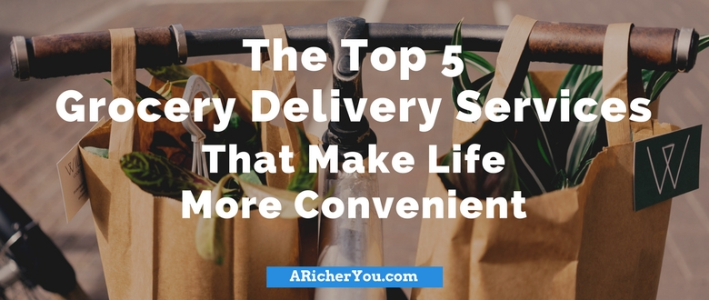 The Top 5 Grocery Delivery Services That Make Life More Convenient