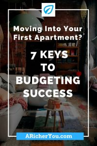 Pinterest   Moving Into Your First Apartment_ 7 Keys To Budgeting Success