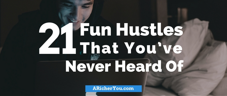 Here Are 21 Fun Side Hustles That You've Never Heard Of
